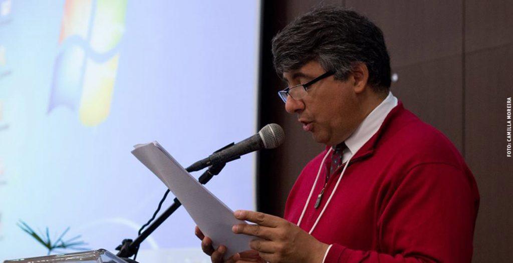 Peter Casarella 30 Congreso Internacional SOTER Belo Horizonte Brasil las religiones en reforma julio 2017