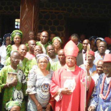 obispo Peter Ebere Okpaleke, diócesis de Ahiara Nigeria