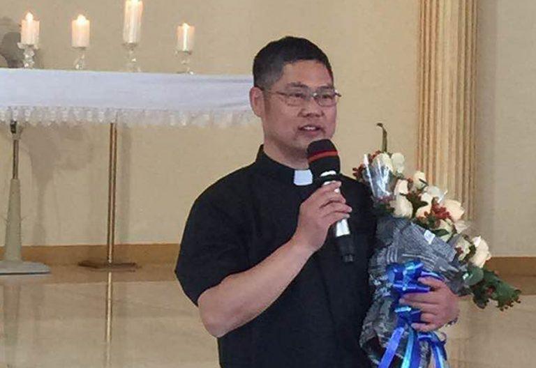 Pietro Shao Zhumin, obispo chino de Wenzhou secuestrado en septiembre 2016
