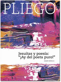 portada Pliego Jesuitas y poesía 3043 julio 2017