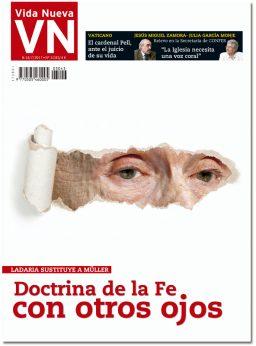 portada Vida Nueva Luis F Ladaria nuevo prefecto Doctrina de la fe 3043 julio 2017
