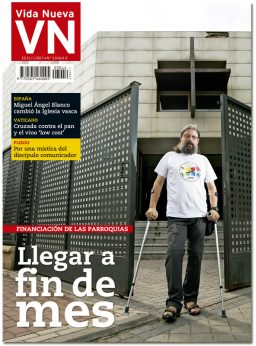 portada Vida Nueva Financiación parroquias a final de mes 3044 julio 2017