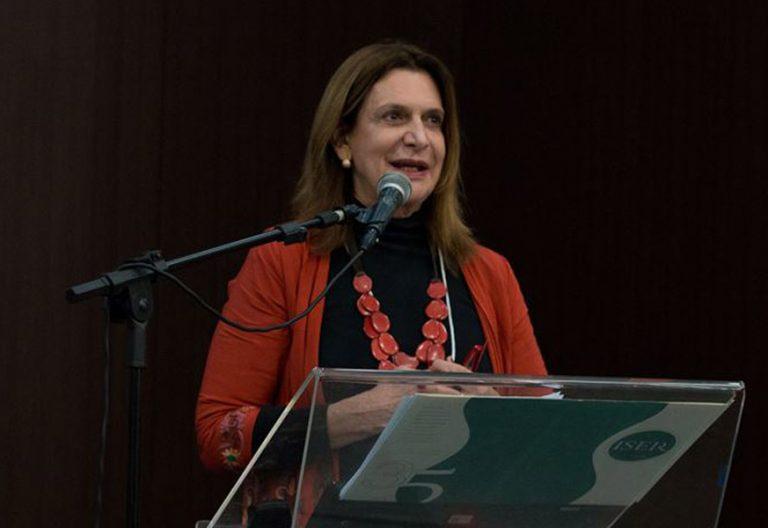 Regina Novaes, antropóloga social investigadora brasileña SOTER julio 2017