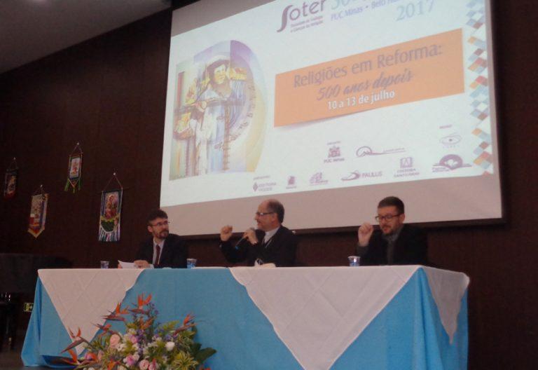 30 SOTER Brasil Congreso Internacional de la Sociedad de Teología y Ciencias de la Religión Belo Horizonte 500 años Reforma