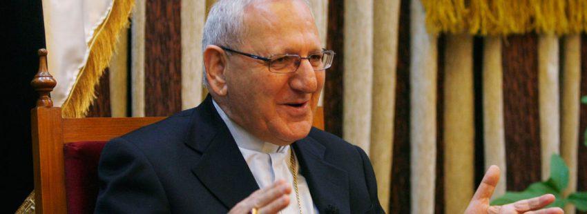 Louis Raphael Sako, patriarca iraquí