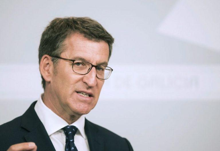El presidente de la Xunta, Alberto Núñez Feijóo/EFE