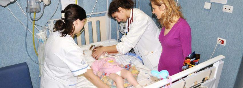 Imagen de archivo del hospital pediátrico vaticano Bambino Gesù/CNS