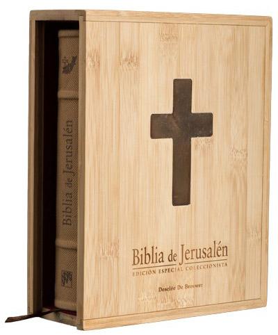 Biblia de Jerusalén, edición especial de coleccionista Desclée De Brouwer