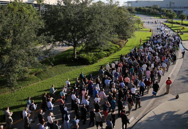 Primera convención de la Iglesia católica de Estados Unidos en Orlando, en julio de 2017/CNS