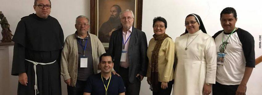 IV Encuentro Centroamericano de Educación Católica, Guatemala junio 2017