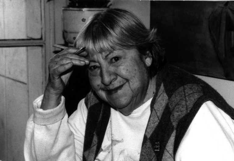Gloria Fuertes, poetisa española