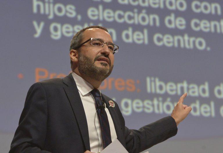 Jesús Muñoz del Priego, abogado promotor de la plataforma enLibertad defensa escuela concertada