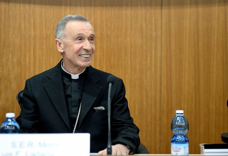 Luis Francisco Ladaria, prefecto de la Congregación para la Doctrina de la Fe