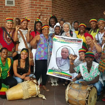 lanzamiento 2017 del encuentro continental de XIV Encuentro de Pastoral Afroamericana y Caribeña julio 2018