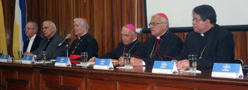 Jornada inaugural de la 108ª Asamblea Plenaria de la Conferencia Episcopal de Venezuela el 7 de julio de 2017
