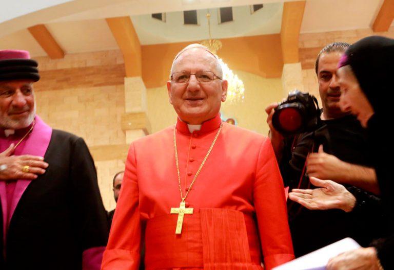 El patriarca caldeo, Louis Sako