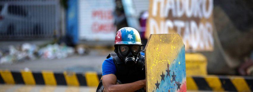 Venezuela protestas en la calle oposición contra el ejército elecciones para Asamblea Constituyente 30 julio 2017