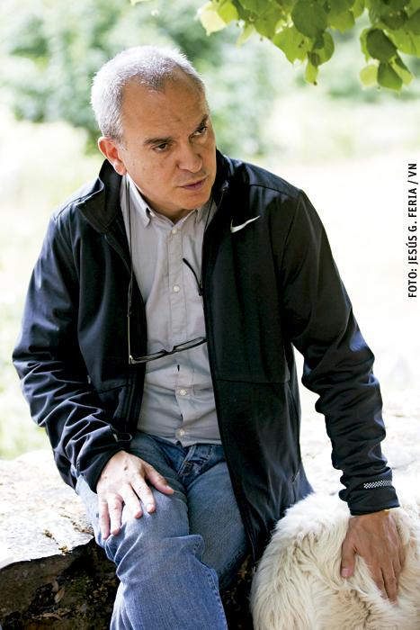 Pablo dOrs sacerdote y escritor fundador Amigos del Desierto Las Batuecas