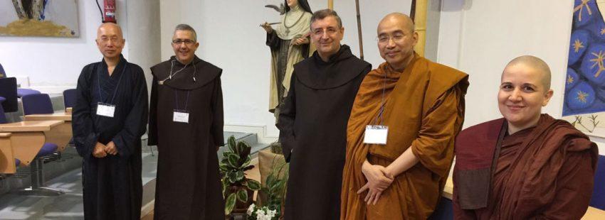 Budismo y Mística en Ávila