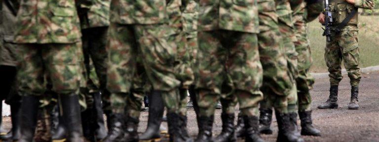 Guerrilleros del ELN de Colombia/EFE