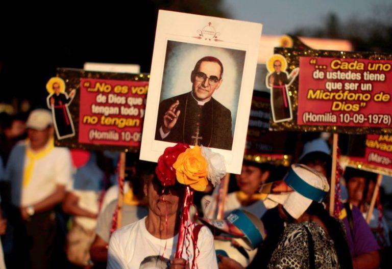 Peregrinación en homenaje al obispo mártir Óscar Romero/CNS