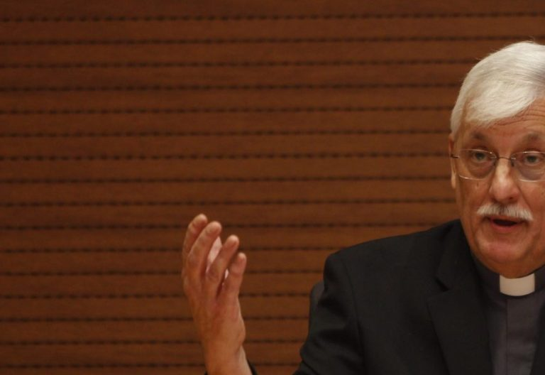 Arturo Sosa, superior general de la Compañía de Jesús -jesuitas-/EFE