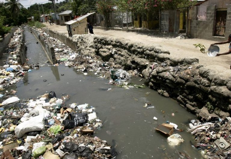 La barriada de La Ciénaga, en República Dominicana, contaminada/CNS