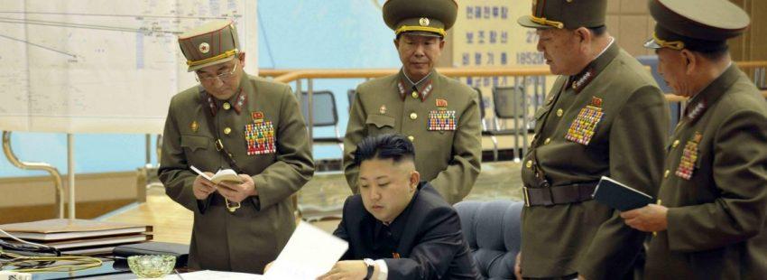 Foto de archivo del líder norcoreano, Kim Jong-un/EFE