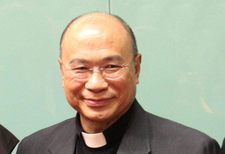 El obispo de Hong Kong, Michael Yeung, en una imagen de archivo/CNS