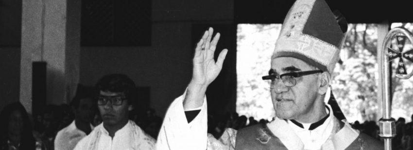 El beato Óscar Romero, en una imagen de archivo/CNS