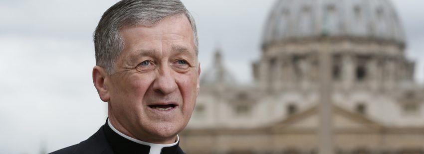 Blase J. Cupich, cardenal arzobispo de Chicago