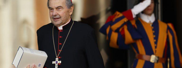 cardenal Carlo Caffarra, fallecido septiembre 2017