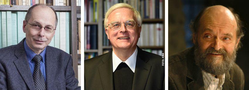 Theodor Dieter, Karl-Heinz Menke y Arvo Part, premio Fundación Ratzinger 2017