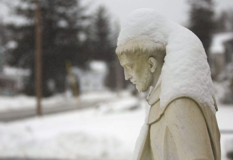 Estatua de San Francisco de Asís en Nueva Jersey/CNS