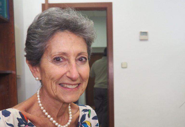 Flaminia Giovanelli, subsecretaria del Dicasterio para el Servicio del Desarollo Humano Integral