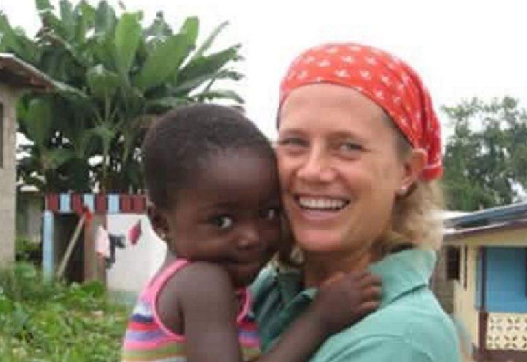 Isa Solá, misionera española catalana en Haití, fallecida el 2 septiembre 2016