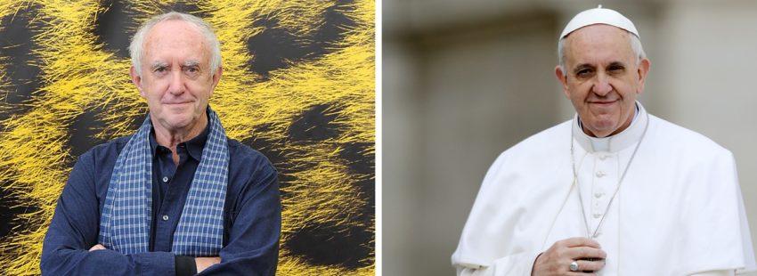 El actor Jonathan Pryce interpretará a Bergoglio en la película de Netflix Papa Francisco