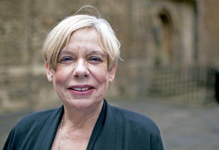 Karen Armstrong, experta en religión comparada, escritora pensadora premio Princesa de Asturias Ciencias Sociales 2017