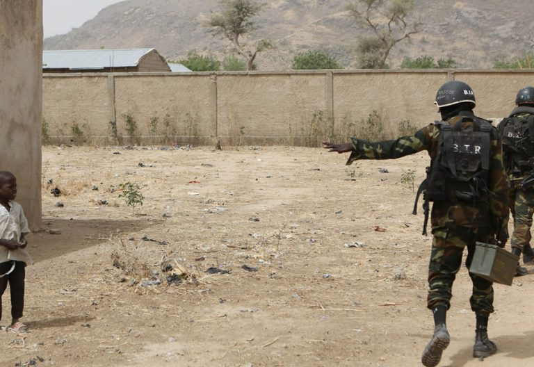 Nigeria padece la violencia de Boko Haram desde 2002