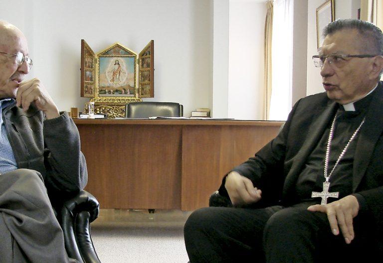 Óscar Urbina, presidente de la Conferencia Episcopal de Colombia