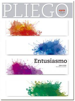 portada Pliego Adelanto editorial Entusiasmo Pablo dOrs 3050 septiembre 2017