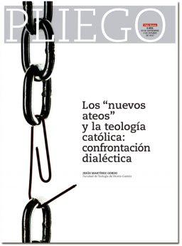 portada Pliego Los nuevos ateos y la teología católica 3052 septiembre 2017