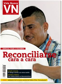 portada Vida Nueva Francisco en Colombia 3050 septiembre 2017