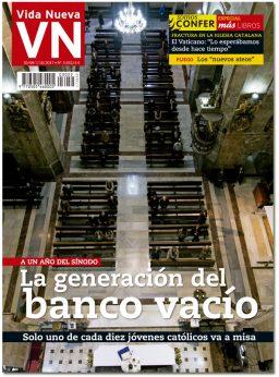 portada Vida Nueva A un año del Sínodo la generación del banco vacío 3052 septiembre 2017