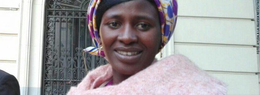 Rebeca, cristiana de Nigeria secuestrada durante dos años por Boko Haram testimonio en Ayuda a la Iglesia Necesitada