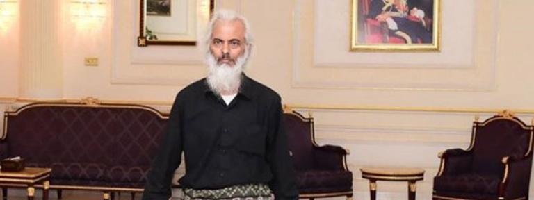 Tom Uzhunnalil, sacerdote salesiano indio secuestrado por el Estado Islámico en Yemen en 2016 liberado septiembre 2017