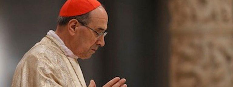 cardenal Velasio De Paolis fallecido septiembre 2017