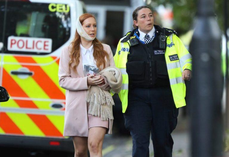 Una de las heridas en el atentado de la estación de metro de Londres de Parsons Green/CNS