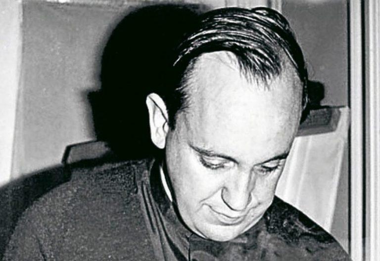 Jorge Mario Bergoglio, en una imagen de archivo