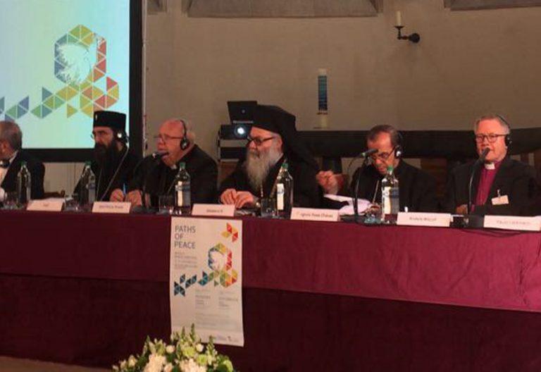 Caminos de Paz 2017 organizado por Comunidad de SantEgidio septiembre 2017 Andrea Riccardi
